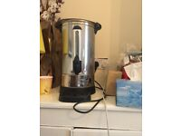 VonShef Catering Urn - Hot Water Dispenser - Stainless Steel - Suitable for Commercial / Office Use