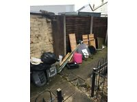 Same day Waste removal,rubbish removal, junk,man and van services,garden waste removal,