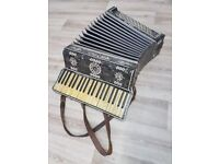 Vintage Accordian (DELIVERY AVAILABLE)