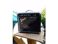 Fender amplifier ..price negotiable