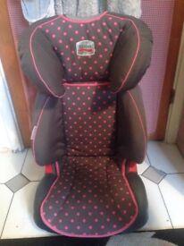 Britax Hi Liner Child Booster Car Seat   15 - 36kg   ECE R44-04
