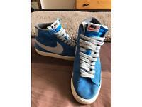 Nike Blue Blazors