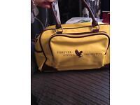 Forever living bag