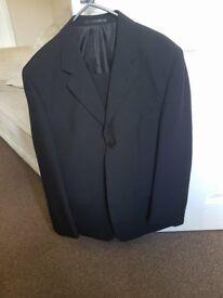 Men's Black Suit (George)