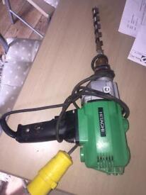 Hitachi core drill