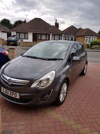 Vauxhall Corsa 1.2 SE Manual Air Con parking sensors Power steering CD MP3 Elec mirrors & Windows