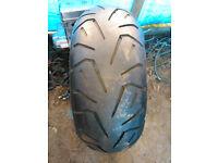 Suzuki C109RT 240/55/16 Bridgestone new tire and wheel