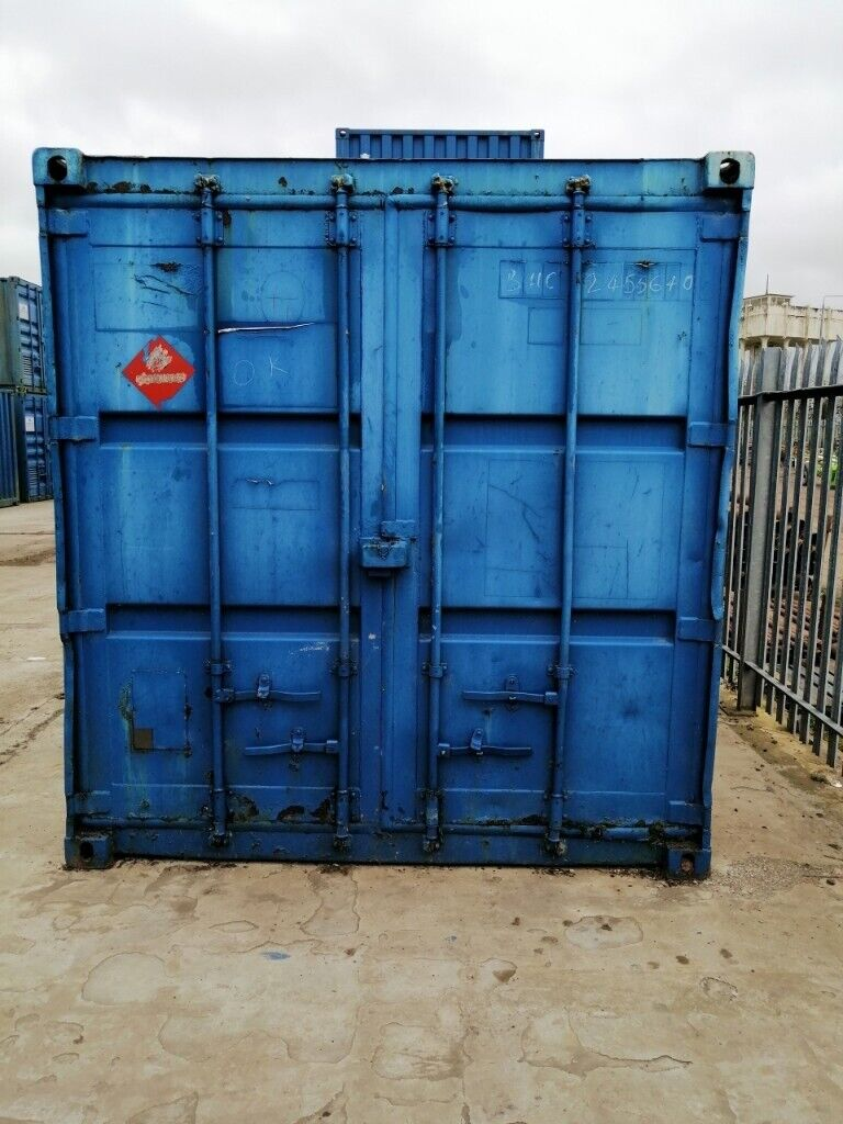 20ft Steel Storage Container / Shipping Container for sale ...