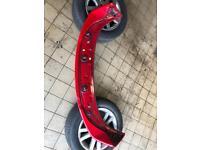 Honda Civic fn2 type r rear spoiler