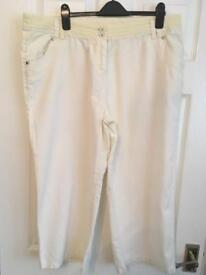 Trousers 16 & 18 £2