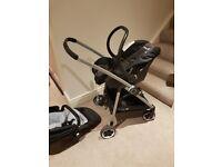 Safety 1st Stroller Duo Pram & First Baby Car Seat