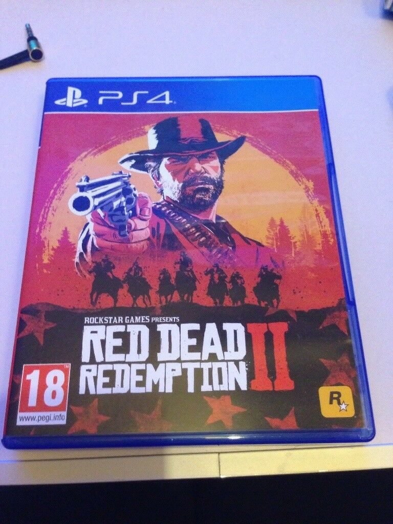 Red dead redemption 2 PlayStation 4 | in Bredbury, Manchester | Gumtree