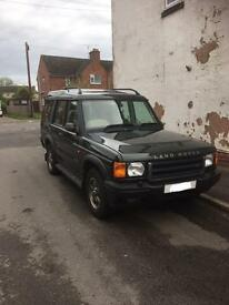 TD5 Land Rover Discovery 2002