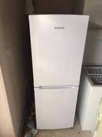 **BEKO***FRIDGE FREEZER**ONLY £90**ENERGY RATING: A**COLLECTION\DELIVERY**NO OFFERS**FAMILY SIZE**