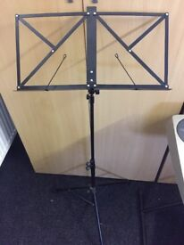 Music foldable stand