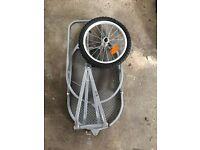 Adventure CT1 folding bike trailer