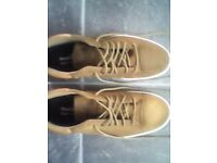 Boxfresh leather Brown shoes 9