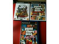SELECTION OF PS2 COLLECTABLE GAMES
