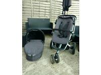 Quinny buzz 3 and carrycot