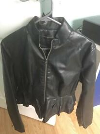 Bagatelle leather jacket