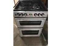 NewWorld Gas electric Black Silver Cooker With Free Delivery 🚚
