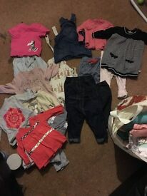 Large girls 3-6month bundle