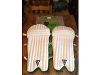 Pair of Cricket Pads (2 pairs available)