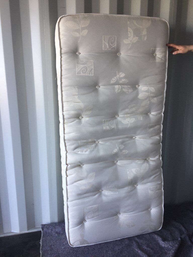 Bargain Luxury Single Mattress Clean condition Fast Free Delivery In Norwich,