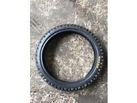 Maxxis 70/100-17 road legal enduro tyre 6mm