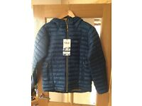New with Labels Men's Rab Hooded Jacket size Medium