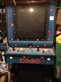 Leisure 2000 Arcade Machine