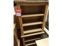 knightsbridge small bookcase