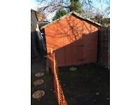 Garden Shed in very good condition