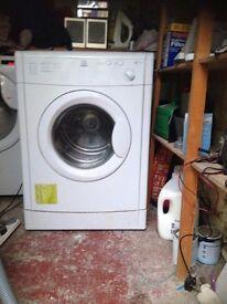 indesit dryer