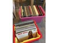 Large collection of vinyl for sale - 150+ records