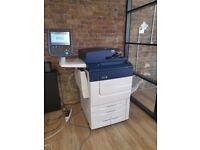 Xerox C70 Digital Graphic Press with EFI Fiery Controller