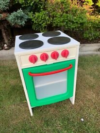 Children's IKEA play cooker