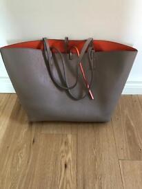 Reversible Zara handbag