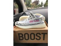 Adidas Yeezy 350's size 6 boost