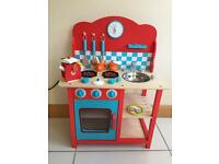 Kids play kitchen (Great Little Trading Company)