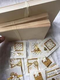 Crafting cards