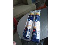 Radiator heat reflector foil two rolls (£9 each new) central London bargain