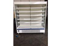 6ft Multideck Refrigerated Display Chiller Commercial Fridge Retail