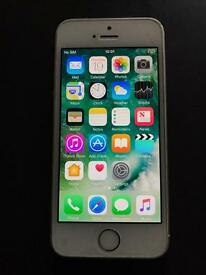 iPhone 5s white Vodafone 16gb very good cond can deliver/drop off