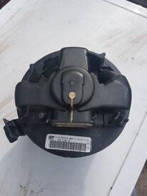 Valeo Heater Fan Blower Motor Without AC Fits Nissan Note E11 Micra K12 2003-On