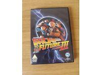 Back To The Future III DVD