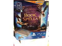 PlayStation 3 wonderbook bundle 250GB.