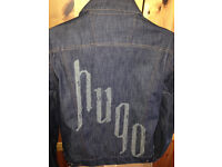 Hugo Boss Graffiti jacket (L) NEW. 42 Chest RRP £300.00