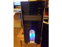 Gaming Computer PC (Quad Core, 4GB RAM, 1000GB HD, ATI Radeon HD 5400 )