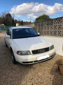 Audi A4 1.9 tdi 1996 spares or repairs